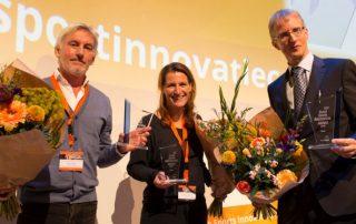 Smart Floor - Dutch Sports Innovation Award 2018
