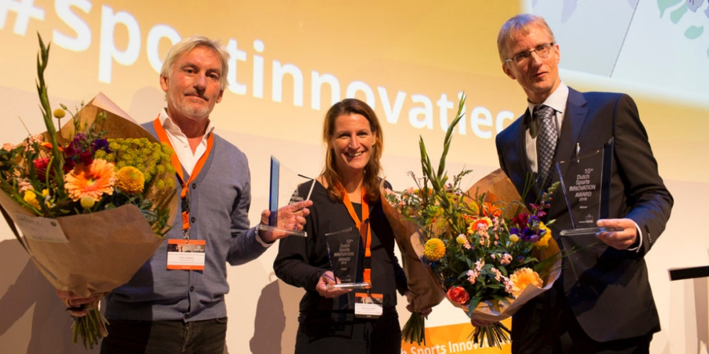 Smart Floor - Dutch Sports Innovation Award 2018
